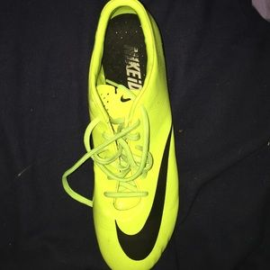 off Nike Shoes NikeiD neon yellow women s soccer #1: s 576a20aaa88e7d451c090e3e