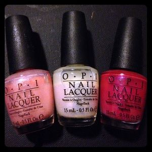 OPI Nail Polish Bundle!