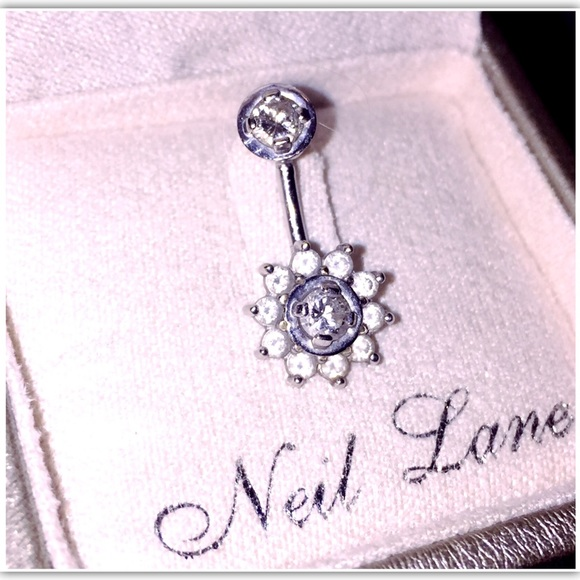 66 off Kay Jewelers Jewelry Speciality Made Diamond Belly Button