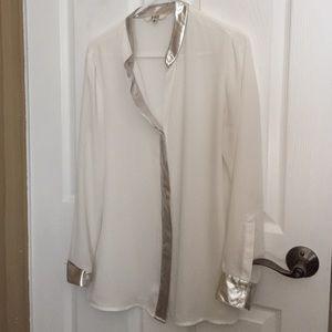 BB Dakota Tops - Sheer blouse