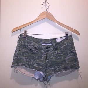 Rag & Bone Mila shorts