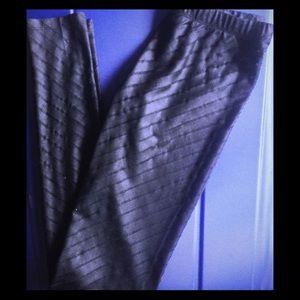 Lip Service Pants - Lip Service Matte Foil Leggings - Size XS