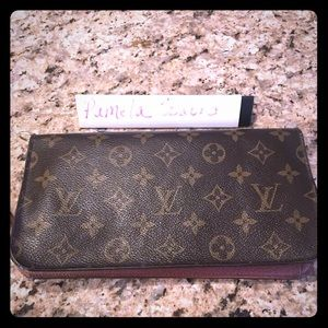 Louis Vuitton Accessories - Authentic Louis Vuitton Insolite Organizer Wallet