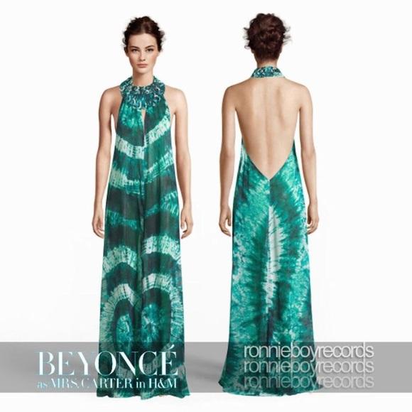 5384cf27c0e H M Dresses   Skirts - H M Beyoncé Beach Cover Up Halter Dress