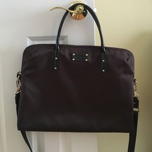 Kate Spade Nylon Laptop Bag
