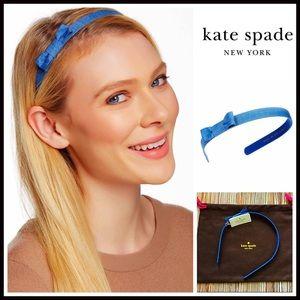 Kate Spade Accessories - KATE SPADE BOW HEADBAND