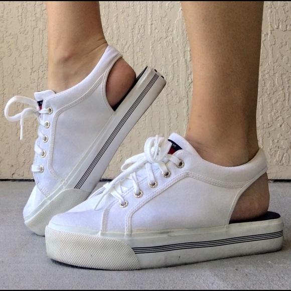 Platform Slingback Sneakers | Poshmark
