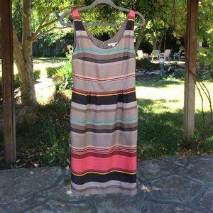 👗BANANA REPUBLIC Beautiful Silk Dress Misses Sz.6