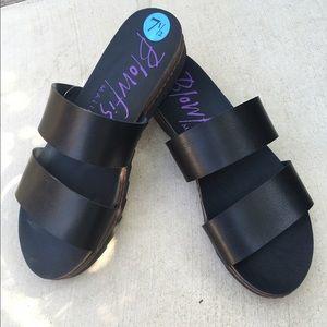 Blowfish Shoes - Final Price Blowfish Malibu Sandal Black 7.5 NWOB