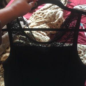 Deb Dresses - Black dress
