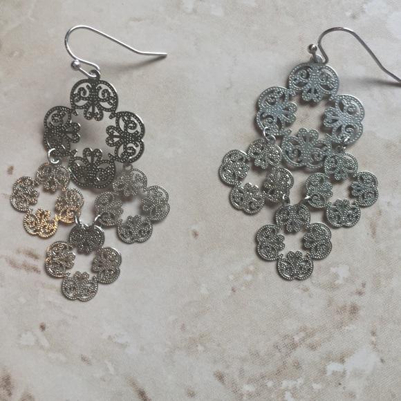 Lia Sophia Jewelry | Chandelier Earrings | Poshmark | lia sophia chandelier
