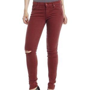 MOTHER Denim - MOTHER Denim The Looker Stretch Skinny Jeans