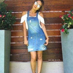 Weekender Overall Dress