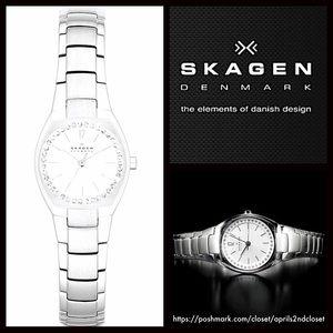 Skagen Accessories - ❗1-HOUR SALE❗SKAGEN Austrian Crystal Watch