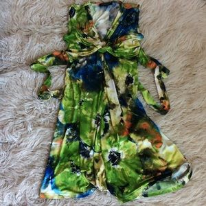 Ilse Jacobsen Dresses & Skirts - ✈️ Ilse Jacobson Floral Dress NWOT