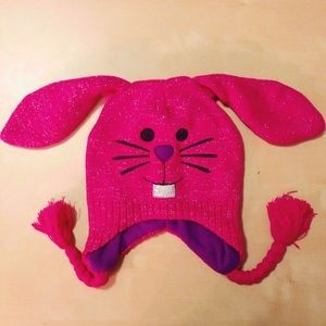 Accessories - New Cute Pink Bunny Scully