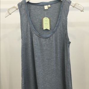 Anthropologie brand new sleep tank, xs