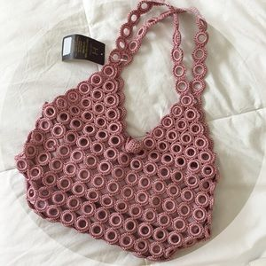 Handbags - Dusty pink purse