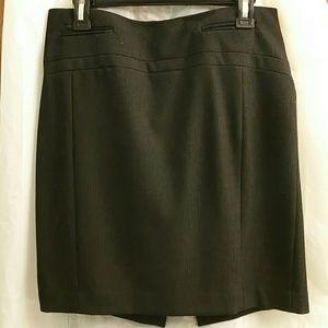 Express Dresses & Skirts - Express Striped Pencil Skirt