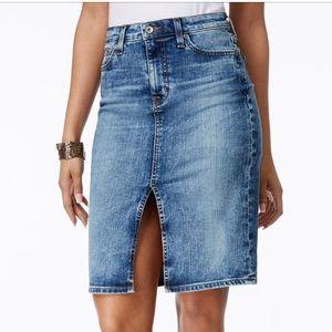 Big Star Dresses & Skirts - High waist denim skirt