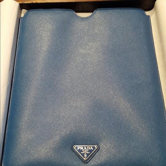 Prada Accessories - Prada iPad Cover Case