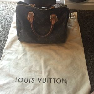 2b016891dd9b Women s Louis Vuitton Bowling Ball Bag on Poshmark