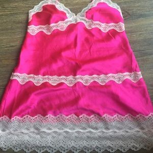 Victoria's Secret Other - 🎀Gorgeous PINK VICTORIA SECRET CAMISOLE 🎀