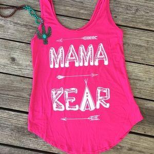 Mama Bear tanks!