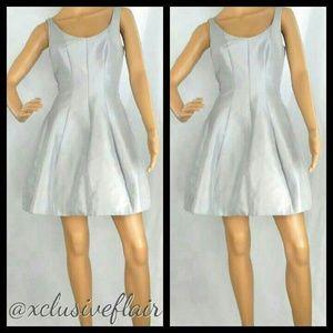 Betsy & Adam Dresses & Skirts - New Fit and Flare Taffeta Dress