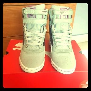 Puma Shoes - Puma wedge sneaker