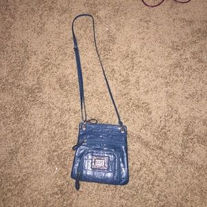 Nicole Miller cross body purse!