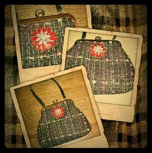 April Cornell Handbags - Vintage Clutch