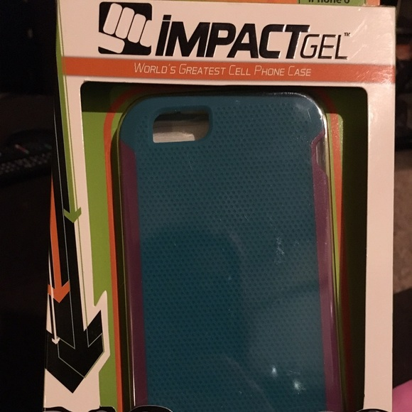 innovative design 29447 ca307 iPhone 6 brand new impact Gel case NWT