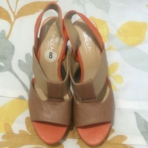 Sbicca Shoes - Multicolored wedges