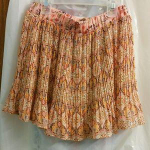 American Rag Dresses & Skirts - 🎉🎀American Rag Pleated Mini Skirt