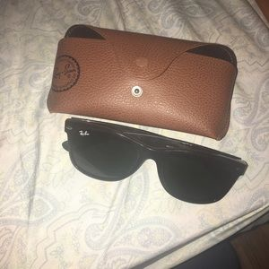 Ray-Ban Accessories - Ray-ban wayfarer sunglasses (authentic)