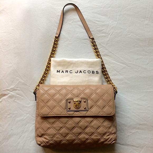 3fca0eaa4085 Marc Jacobs Single Lambskin Leather Quilted Bag. M_576bf7746802786d8f0155ed