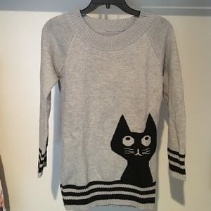 Sweaters - Cute Cat Sweater