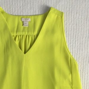 JCrew Sleeveless Tank