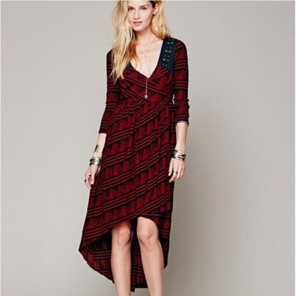 51deea30319c09 Free People Dresses | New Romantics Highlow Dress | Poshmark