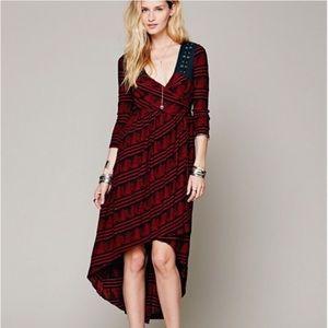 Free People New Romantics high-low dress