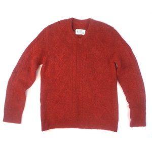 Maison Martin Margiela Other - Maison Martin Margiela Mohair Wool Blend Sweater