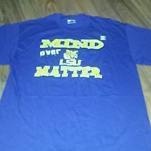 NCAA Other - Licensed lsu t-shirt