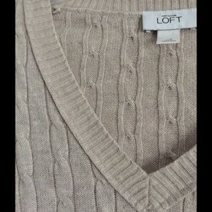 Ann Taylor LOFT casual sweater XS