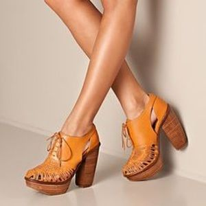 Miista Shoes - Miista Anti Woven Platform