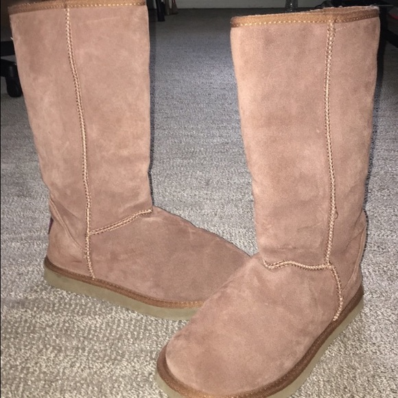 8f6bb87a7d EMU Shoes | Ukala Sydney High Chestnut By Australia | Poshmark
