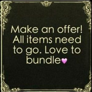 Other - Want everything gone ASAP! Make an offer!