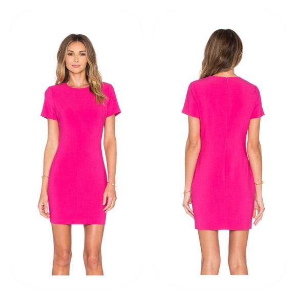 5a7e3d86 Likely Dresses | Pink Manhattan Dress | Poshmark