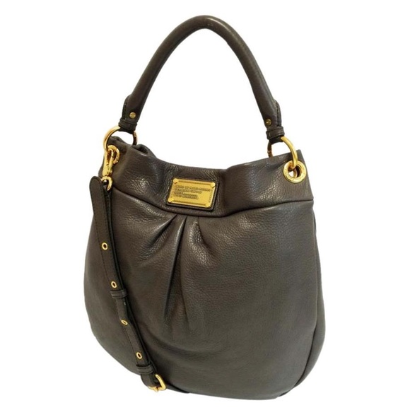 596ed997da2 Marc by Marc Jacobs Bags | The Classic Q Hillier Hobo Leather ...
