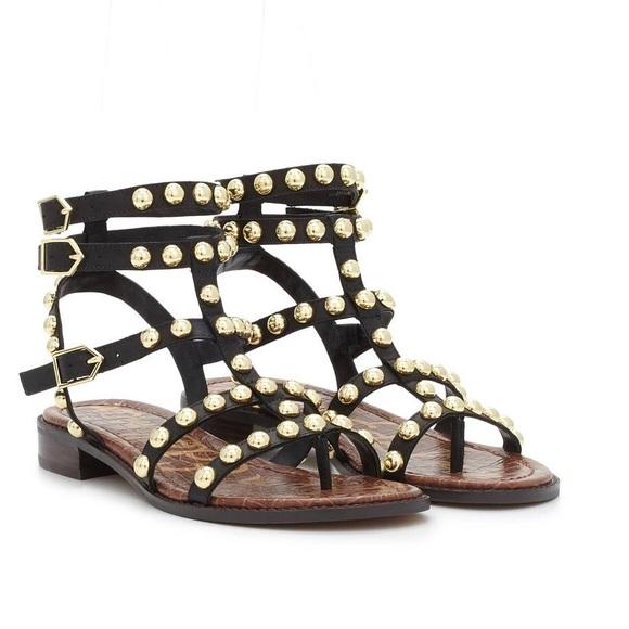 f295516f743 Sam Edelman Shoes - Sam Edelman Eavan studded gladiator sandal
